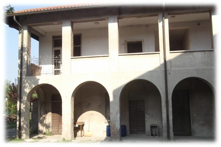 Sabbioncello,dove ha vissuto con suo marito Alessandro.